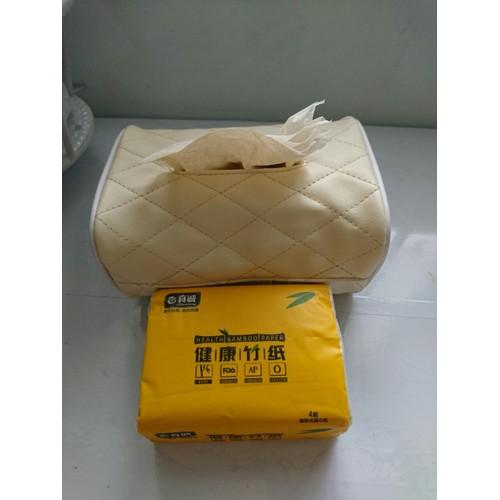 Khăn giấy ăn gấu trúc sipiao
