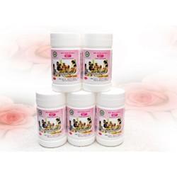 Bột dinh dưỡng X5 plus dành cho cả gia đình bao gồm hạt ngũ cốc nảy mầm, bổ sung đạm đậu nành,sữa,nondairy creamer,đạm đậu nành,whey protein,betaglucan tăng sức đề kháng,óc chó,hạnh nhân,macca thơm ngon,dễ uống,đảm bảo dinh dưỡng,an toàn tự nhiên