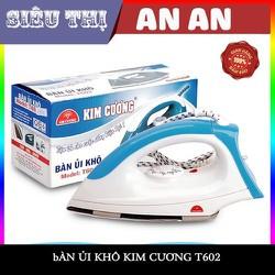 Bàn ủi khô Kim Cương KC-T602 Hàng Việt Nam CHẤT LƯỢNG CAO