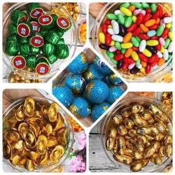 [Miễn Phí VC ] 1 kg Kẹo Socola Mix nhiều vị
