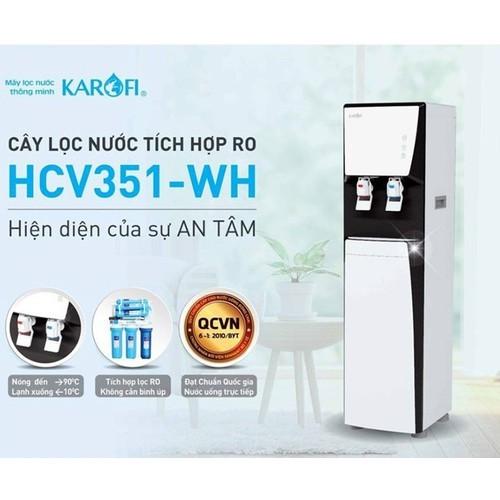 Máy lọc nước karofi tích hợp nóng lạnh hcv351-wh - 19749012 , 24883252 , 15_24883252 , 7440000 , May-loc-nuoc-karofi-tich-hop-nong-lanh-hcv351-wh-15_24883252 , sendo.vn , Máy lọc nước karofi tích hợp nóng lạnh hcv351-wh