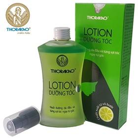 Lotion tinh dầu bưởi kích thích mọc tóc Thorakao 120ml - pzt07