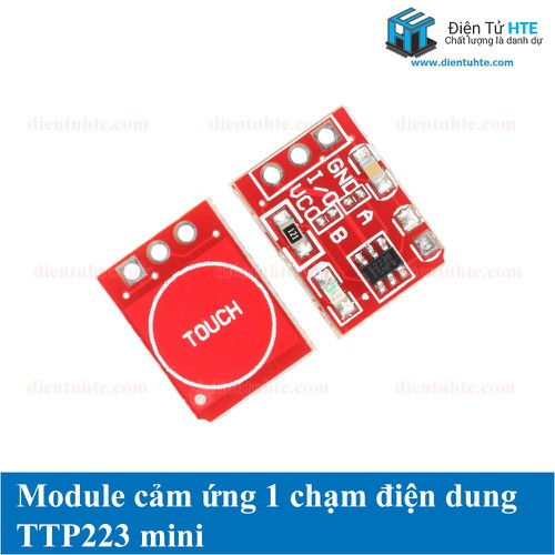 Combo 10 module cảm ứng 1 chạm điện dung ttp223b mini - 19771990 , 24917141 , 15_24917141 , 50000 , Combo-10-module-cam-ung-1-cham-dien-dung-ttp223b-mini-15_24917141 , sendo.vn , Combo 10 module cảm ứng 1 chạm điện dung ttp223b mini