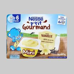 Váng sữa NESTLE PHÁP vỉ 6 hộp x 60g