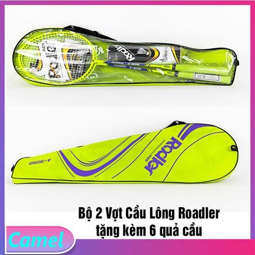 Vợt cầu lông -  bộ 2 vợt cầu lông roadler