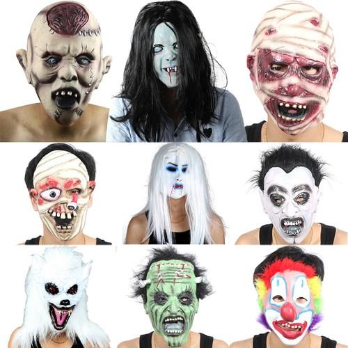 Mặt nạ hoá trang halloween