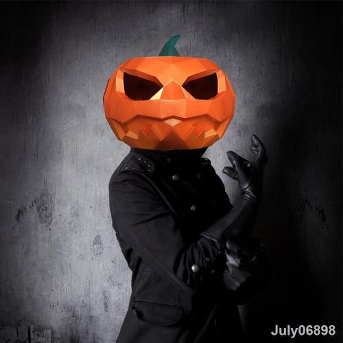 Mặt nạ bí ngô halloween - 19786975 , 24935013 , 15_24935013 , 223200 , Mat-na-bi-ngo-halloween-15_24935013 , sendo.vn , Mặt nạ bí ngô halloween
