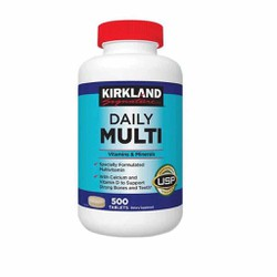 Vitamin Tổng Hợp Kirkland Daily Multi  500 Viên
