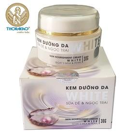 Kem dưỡng trắng da sữa dê ngọc trai Thorakao 30g - pzt18