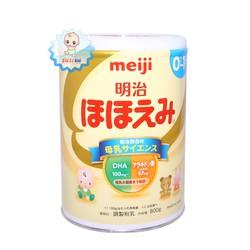 Sữa Meiji dạng bột 800g 0-1 tuổi