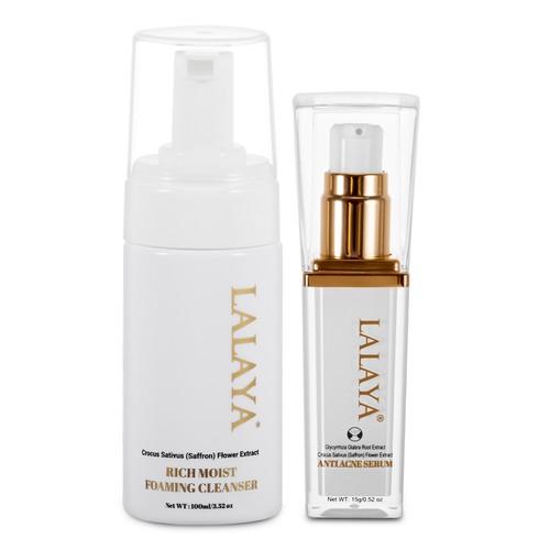 Bộ đôi kem giảm nám tái tạo làm trắng da lalaya anti melasma nano collagen cream và sữa rửa mặt tạo bọt dịu nhẹ làm sạch sâu & giảm nhờn công thức không xà phòng lalaya rich moist foaming cleanser lly - 19790639 , 24939472 , 15_24939472 , 1480000 , Bo-doi-kem-giam-nam-tai-tao-lam-trang-da-lalaya-anti-melasma-nano-collagen-cream-va-sua-rua-mat-tao-bot-diu-nhe-lam-sach-sau-giam-nhon-cong-thuc-khong-xa-phong-lalaya-rich-moist-foaming-cleanser-llyc2-15_