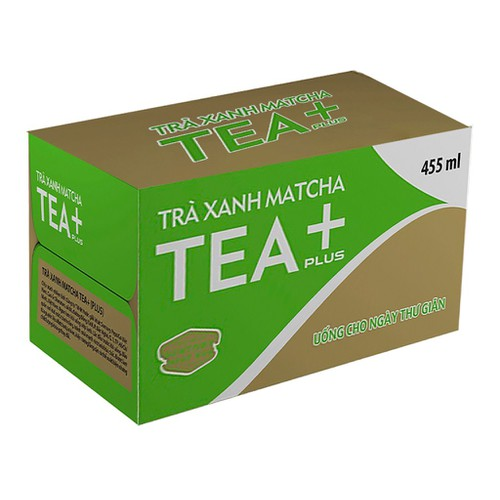 Thùng 24 chai trà xanh matcha tea plus 455ml - 19786574 , 24934540 , 15_24934540 , 180000 , Thung-24-chai-tra-xanh-matcha-tea-plus-455ml-15_24934540 , sendo.vn , Thùng 24 chai trà xanh matcha tea plus 455ml