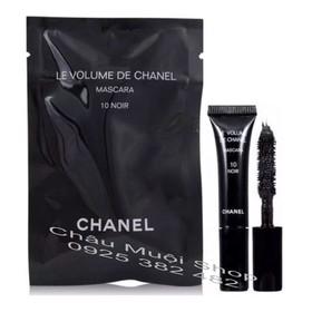 Mascara Mini Dày Mi Chanel - Le Volume De Chanel Mascara 10 Noir -1g - Mascara Chanel