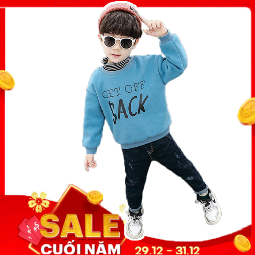Quần áo trẻ em nam -đồ đẹp cho bé trai diện tết canh tí