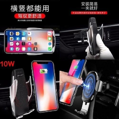 Đế sạc nhanh điện thoại không dây trên xe ô tô