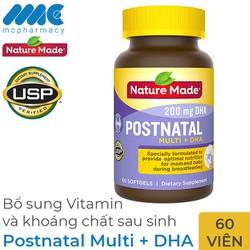 Postnatal Multi DHA