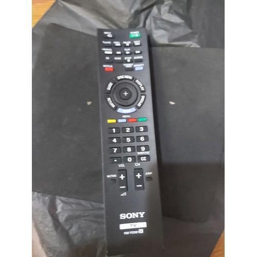 Điều khiển tivi sony nút nguồn