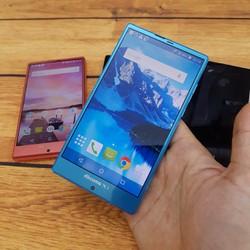 Điện thoại Sharp Sh-01G pin khủng 3300Mah , màn hình 5.5inch tràn viền  Ram 2G, Rom 32G.