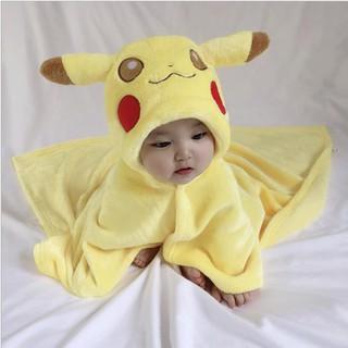 Áo choàng bằng lông hình thú cho bé trai và gái 0-3 tuổi [ĐƯỢC KIỂM HÀNG] - 24254487 thumbnail