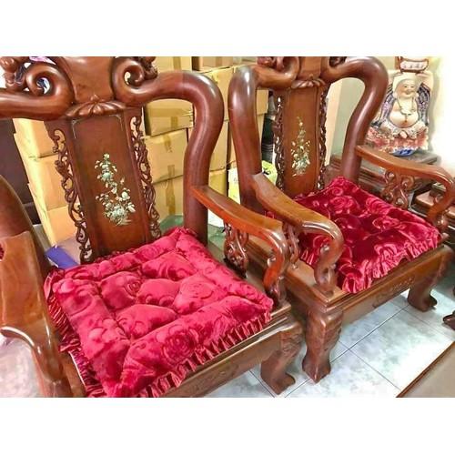 Bộ thảm ghế 2m