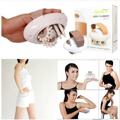Máy massage đánh tan mỡ bụng benice body slimmer mát xa cơ thể