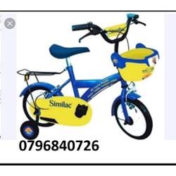 Xe đạp trẻ em xe đạp cho bé từ 3 tuổi