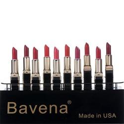 Son Bavena dưỡng màu lâu trồi mềm mịn nhiều màu - Made in USA