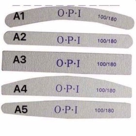 Set 5 Dũa móng tay O.P.I - Set 5 Dũa móng tay O.P.I