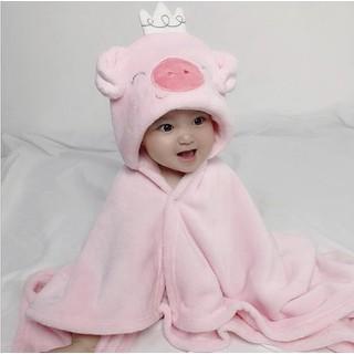 Áo choàng bằng lông hình thú cho bé trai và gái 0-3 tuổi [ĐƯỢC KIỂM HÀNG] 24254487 - 24254487 thumbnail