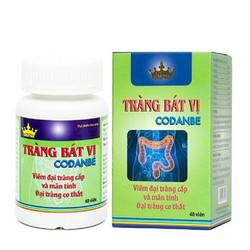 [hàng chính hãng] Viên Uống Tràng Bát Vị Kingphar -Hỗ trợ  điều trị viêm đại tràng , rối loạn tiêu hóa , co thắt đại tràng
