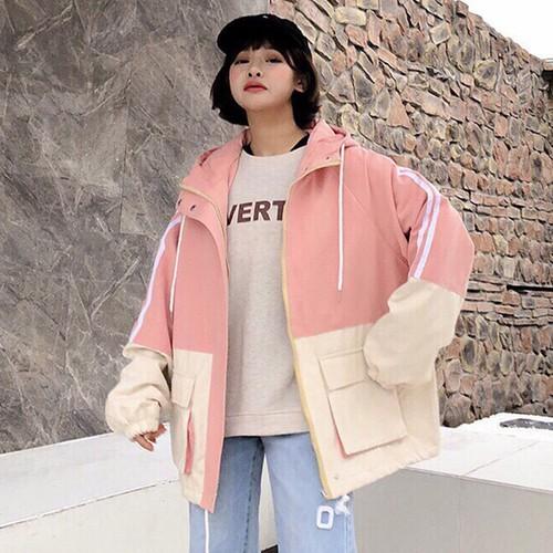 Áo khoác dù nữ mẫu mới nhất