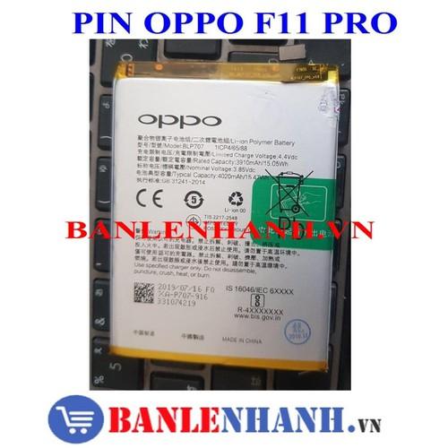 Pin oppo blp697 f11 pro zin máy - 21107111 , 24253420 , 15_24253420 , 195000 , Pin-oppo-blp697-f11-pro-zin-may-15_24253420 , sendo.vn , Pin oppo blp697 f11 pro zin máy