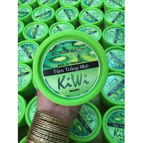 Tắm trắng khô kiwi - PG3