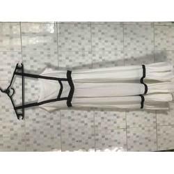 Đầm đuôi cá 2 dây