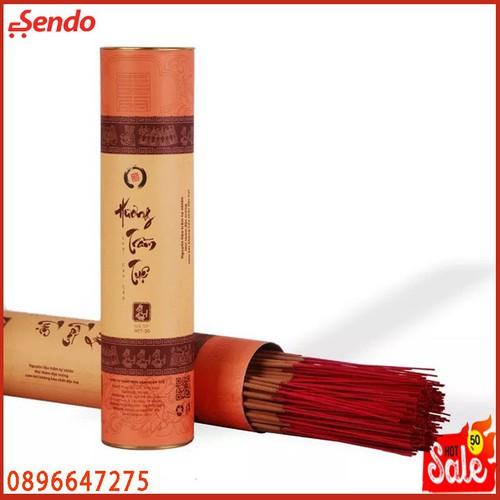 Hương trầm - hương trầm cao cấp 30cm – 250 nén - htt30