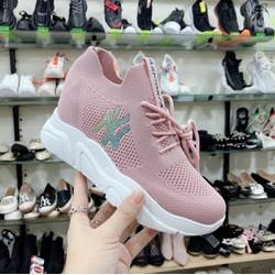 Giày Thể Thao Nữ Kiểu Dáng Hàn Quốc Đẹp Thời Trang Cao Cấp Mẫu Mới 2019