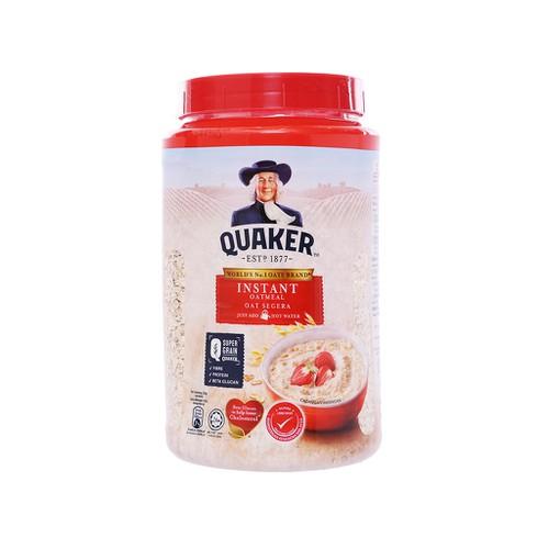 Yến mạch ăn liền quaker hộp 600g - 19228047 , 24297284 , 15_24297284 , 175000 , Yen-mach-an-lien-quaker-hop-600g-15_24297284 , sendo.vn , Yến mạch ăn liền quaker hộp 600g
