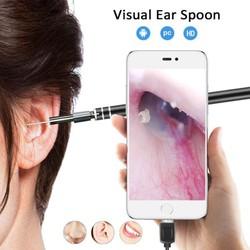 Dụng cụ lấy ráy tai bằng camera nội soi - 103