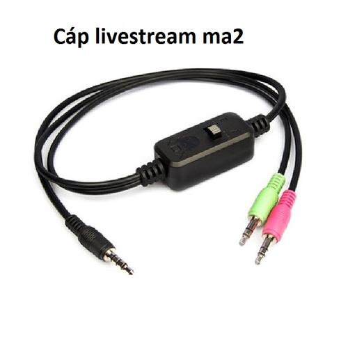 Cáp livestream