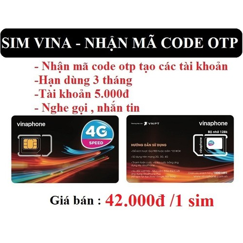 Sim vinaphone nhận mã code otp - 21130072 , 24286757 , 15_24286757 , 42000 , Sim-vinaphone-nhan-ma-code-otp-15_24286757 , sendo.vn , Sim vinaphone nhận mã code otp