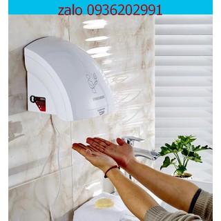 Máy sấy tay cảm biến hồng ngoại- Máy sấy tay khách sạn nhà hàng - Máy sấy tay khách sạn328 thumbnail