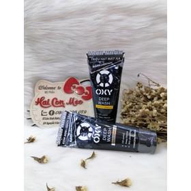 Sữa rửa mặt Oxy deep wash 100g - h910