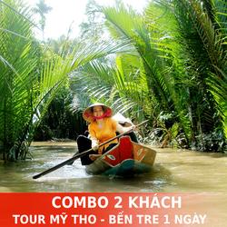 COMBO 2 NGƯỜi TOUR MỸ THO - BẾN TRE 1 NGÀY- KHỞI HÀNH HÀNG NGÀY TỪ TPHCM