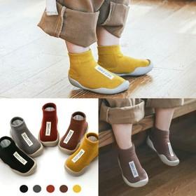 Giày cho bé - giày len cao cổ chống trượt cho bé - GLV11499
