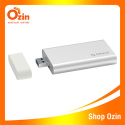 Hộp đựng ổ cứng SSD mSATA Box SSD mSATA to USB 3.0 Orico MSG-U3