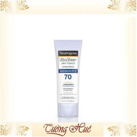 Kem Chống Nắng Neutrogena 70 Ultra Sheer Dry-Touch - 88ml. - KCN_Neutrogena_70_88ml