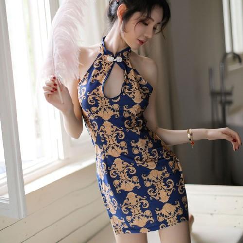 Váy ngủ body sườn xám dn485 - 21139807 , 24301064 , 15_24301064 , 220000 , Vay-ngu-body-suon-xam-dn485-15_24301064 , sendo.vn , Váy ngủ body sườn xám dn485