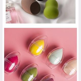 Bông mút tán kem cao cấp UNIS hình quả trứng - 034 thumbnail