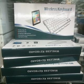 Bàn phím bluetooth mini không dây X5 BK-3001 cho ipad - Bàn phím bluetooth X5 BK3001 thumbnail