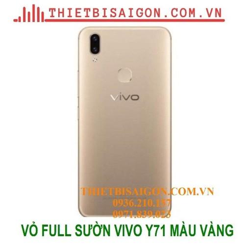 Vỏ full sườn vivo y71 màu vàng - 21152207 , 24317636 , 15_24317636 , 165000 , Vo-full-suon-vivo-y71-mau-vang-15_24317636 , sendo.vn , Vỏ full sườn vivo y71 màu vàng